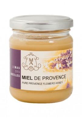 プロヴァンスの蜂蜜(IGP :保護指定地域保護表示つき) ポット pot 250g