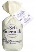 véritable sel de Guérande en sachet toile