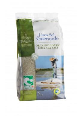 Gros sel de Guérande en sac