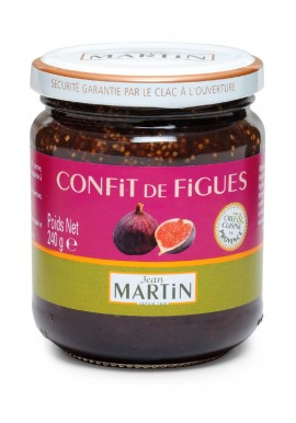 Candied by figs Jean Martin