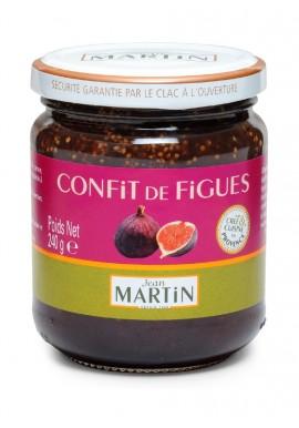 Confit de figues, Jean Martin