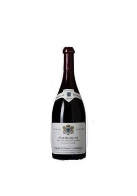 Red Wine Burgundy Pinot noir 2010 castle of Meursault Aoc half bottle