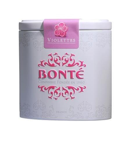 ハート型キャンディーミニボックス(スミレの風味)