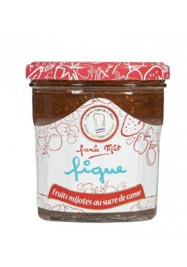 Confiture de figue au sucre de canne par Françis Miot x3