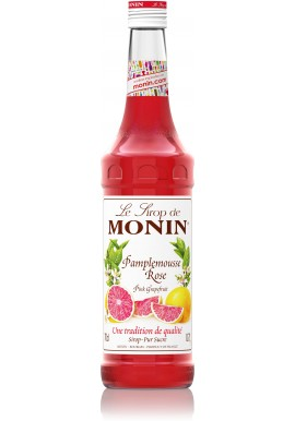 Sirop de pamplemouse rose  Monin