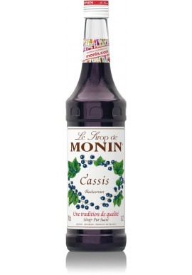 Syrup blackcurrant Monin