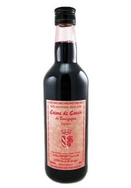 Crème de cassis de Bourgogne demi bouteille