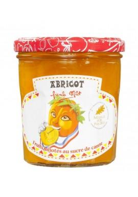 Confiture d'abricot au sucre de canne par Françis Miot x3