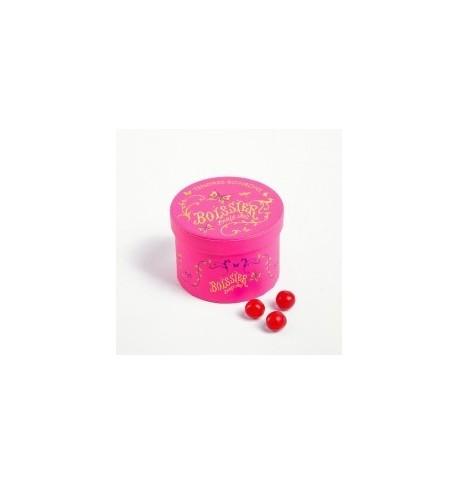 Tendres bonbons à la rose - Maison Boissier