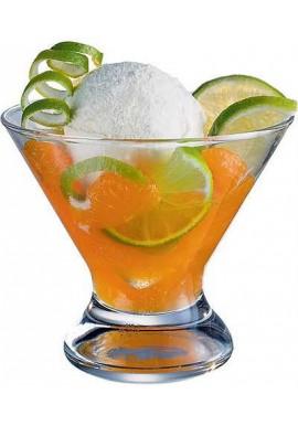 Coupe à glace et cocktail Boléro x6