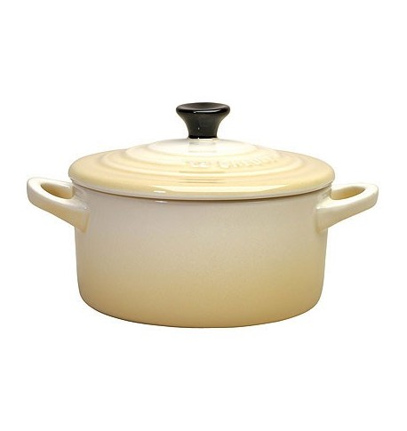 Mini cocotte céramique dune Le Creuset® Ø 10 cm