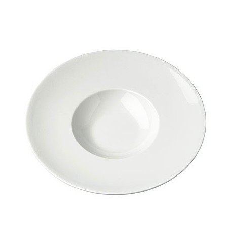 """Assiette """"Centro"""" en porcelaine Ø 27 cm"""