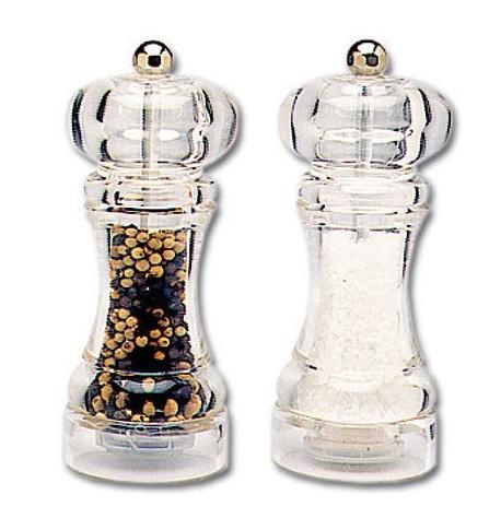 Moulin à sel acrylique 14.5cm