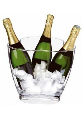 Vasque à champagne trèfle