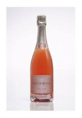 champagne nuance brut rosé coffret bois