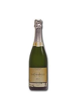 champagne Millésime brut la chapelle