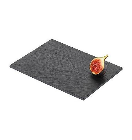 Ardoise rectangulaire, gamme éco 30 x 20 cm x4