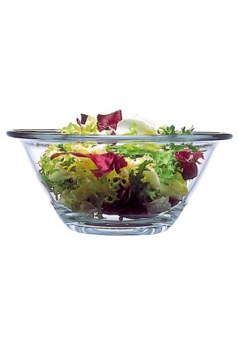 glass salad bowl Mr Chef 100 cl