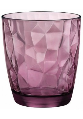 "Gobelet ""Diamond"" violet 30 cl (x 6)"
