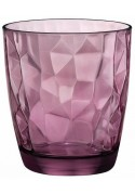 "Gobelet ""Diamond"" violet 30 cl (x 6)"