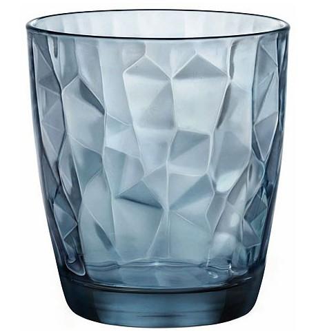 "Gobelet ""Diamond"" Acqua bleu 30 cl (x 6)"