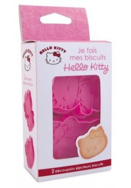 Moule à biscuits HELLO KITTY ScrapCooking®