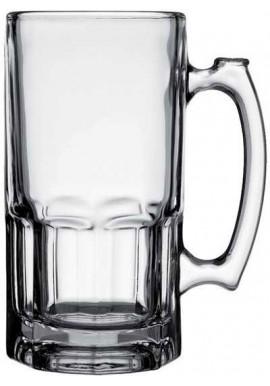 Verre à bière Super Mug 100 cl x6