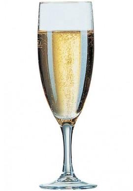Flûte à champagne Elégance 17 cl (x 12)