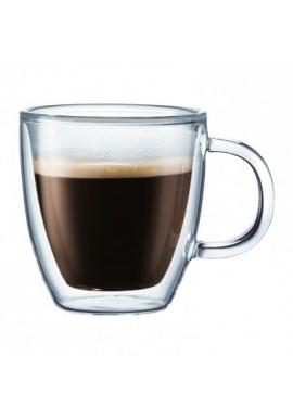 Set de 2 tasses à espresso 30 cL 'bistro' bodum