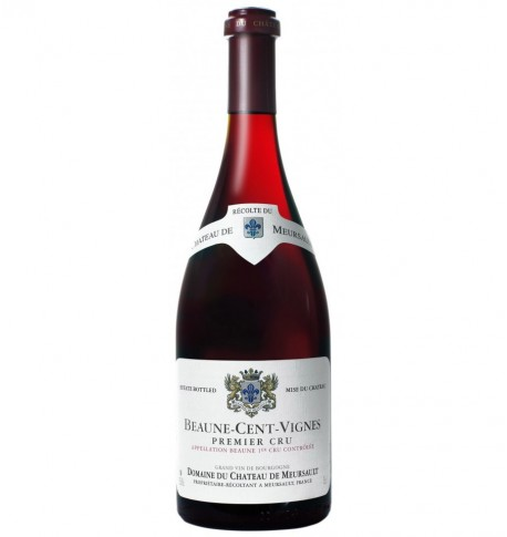 Red Wine Burgundy Pinot noir 2010, Château of Meursault Aoc half bottle