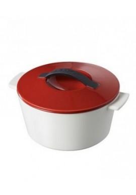 cocotte ronde revol rouge pepper 13cm