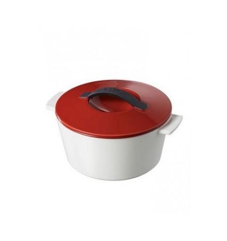 cocotte ronde revolution rouge pepper