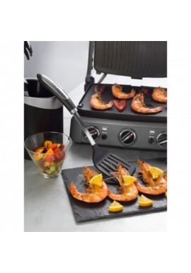 Spatule ajourée silicone/inox cuisinart