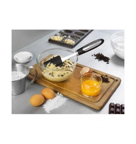Spatule silicone/inox cuisinart