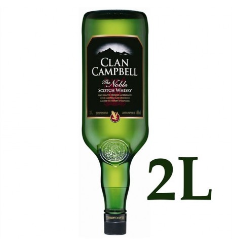 Clan campbell scotch whisky magnum 2L