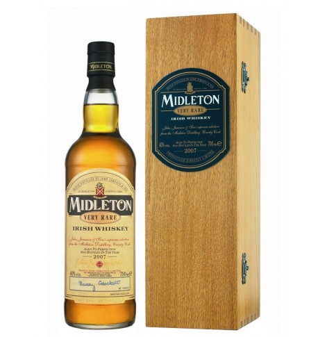 Midelton very rare bouteille etui 0.7L