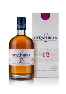 Stratshila Single Malt Scotch whisky 12 ans bouteille  0.7L