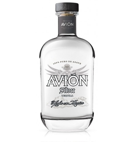 tequila avion silver bouteille 0.7L
