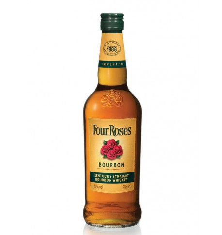 four roses kentucky straight bourbon 0.7L