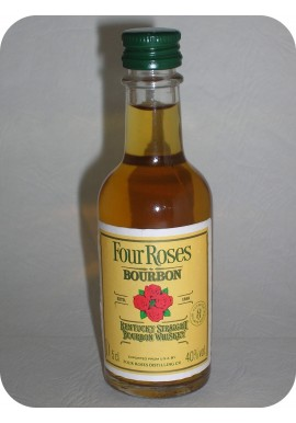 Four roses kentucky straight bourbon mignonette 0,05L