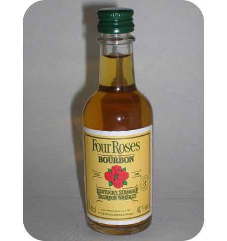 Four roses kentucky straight bourbon mignonette 0,05L