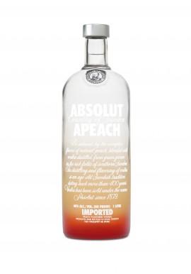 absolut aromatisée apeach 0.7L