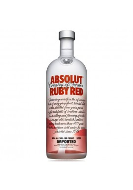 absolut aromatisée ruby red 0.7L