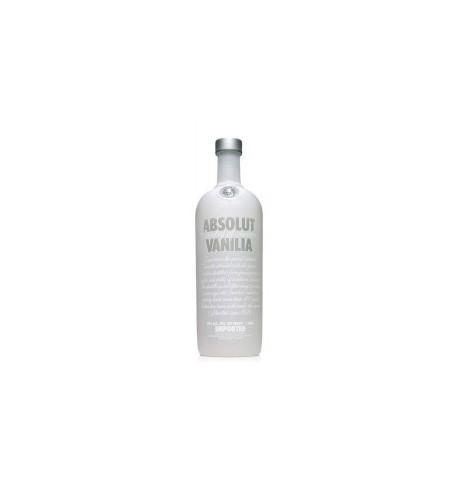 absolut aromatisée vanilia 0.7L