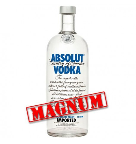 Absolut vodka Magnum 1,5L