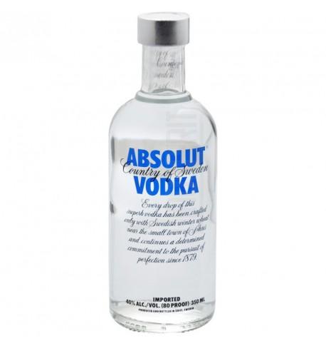 absolut vodka 0,35L