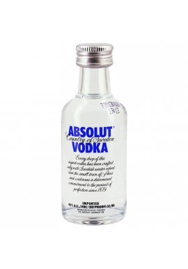 Absolut vodka mignonette 0,05L