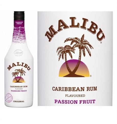 Malibu aromatisé passion 0,7L