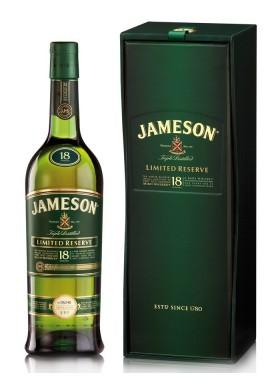 Jameson 18 ans 0,7L