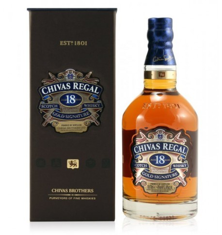 Chivas regal 18 ans 0,7L